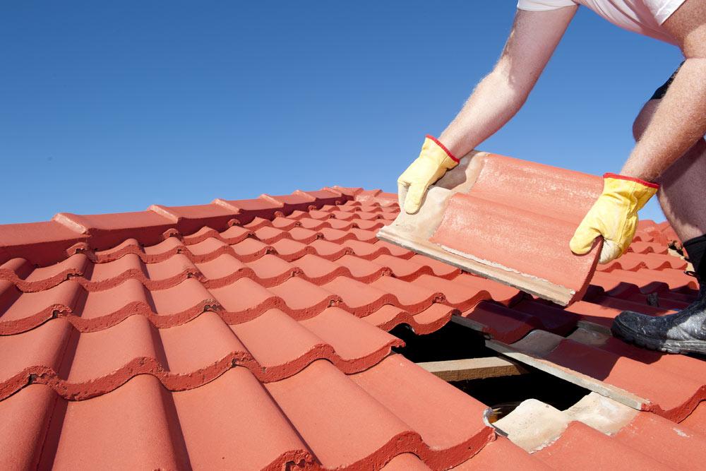 Reparatur dachdecker goch van de mötter Leistungen